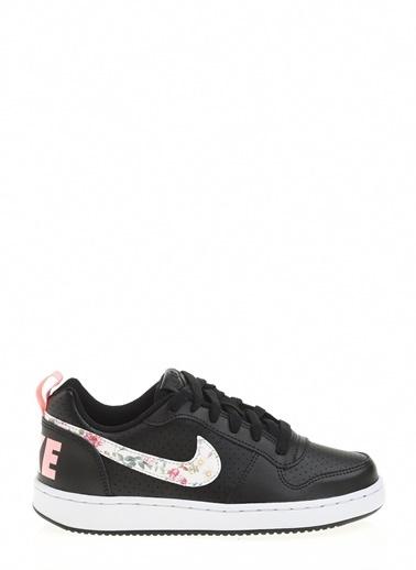 Nike Bq7031-001 Nike Çocuk Court Borough Low Siyah
